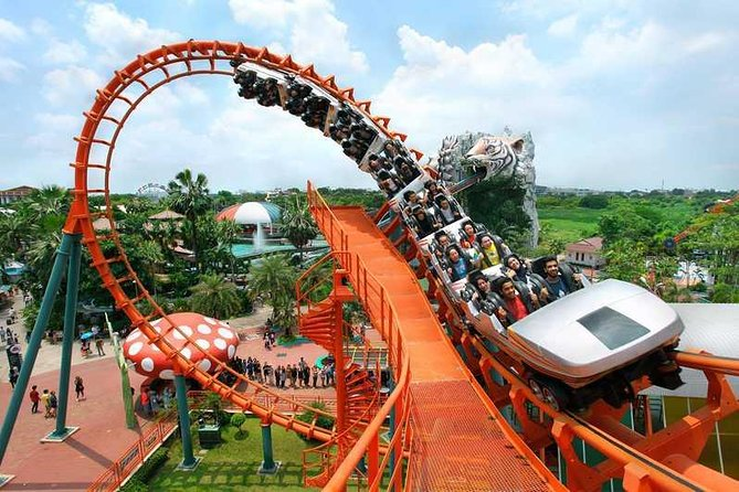 Bangkok Siam Park City - Amusement water park