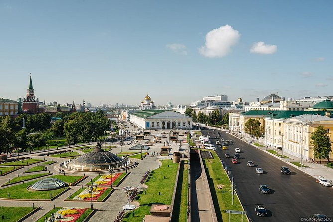 Layover in Moscow Tailor-Made Private Tour
