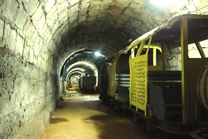 50 meters underground - Private Day Tour photo 1