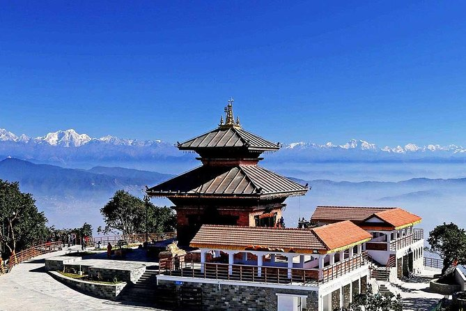 Chandragiri Hills Tour by Cable Car Ride with Lunch from Kathmandu