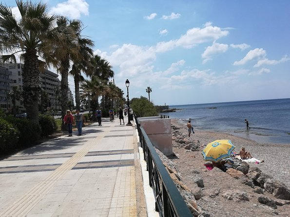 Athens seaside for families