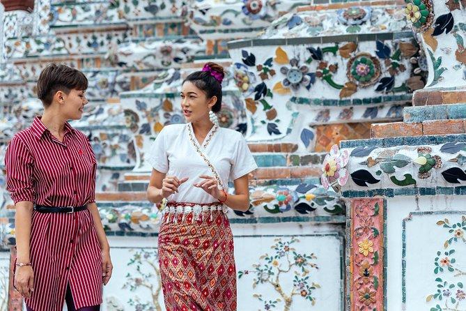 Bangkok's Highlights Tour & Taste of Local Life - Private Tour