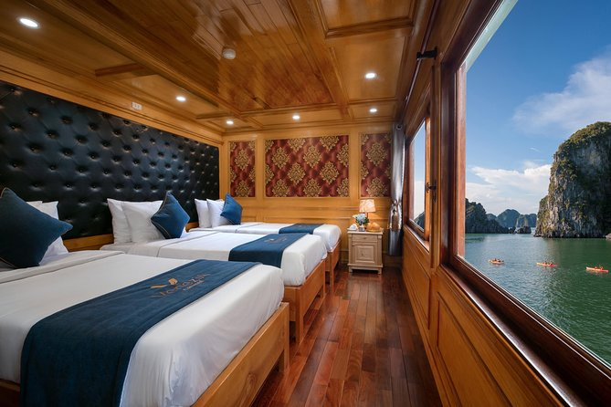Triple Cabin With Sea View
