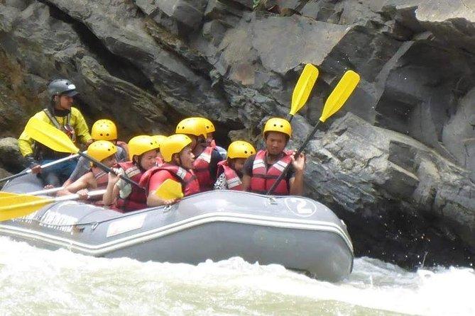 Adventure Jungle Safari With White Water Rafting