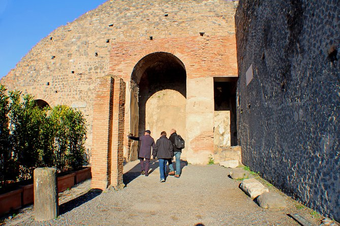 Skip-the-Line Ancient Pompeii Archaeological Site Small group Tour photo 7