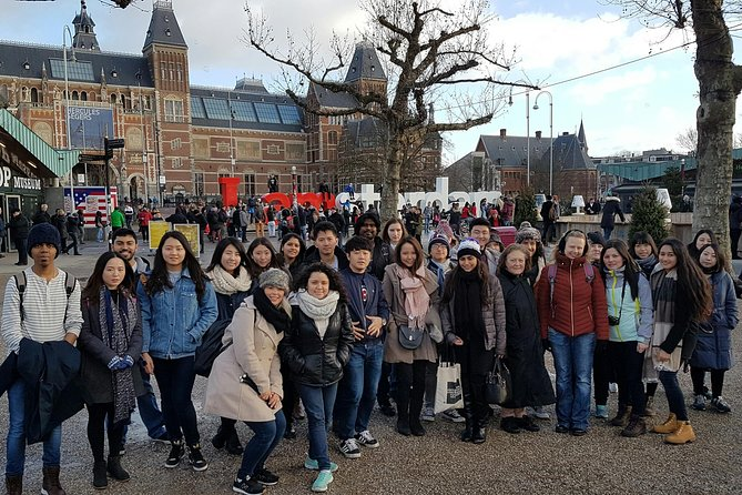 3-Day Amsterdam and Bruges Tour from Oxford photo 7