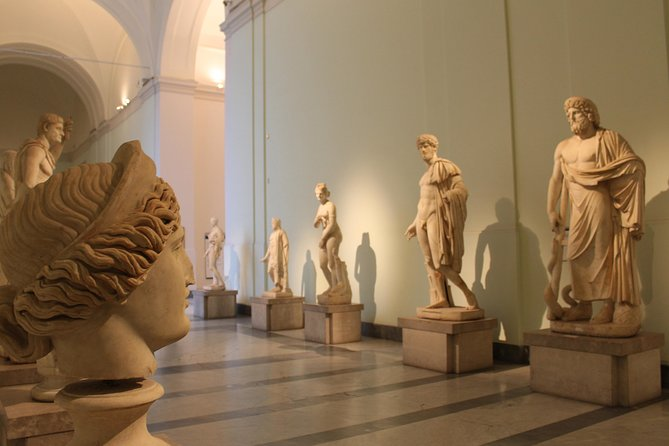 Naples Archaeological Museum Private Tour w Skip-the-line Access & Expert Guide photo 2