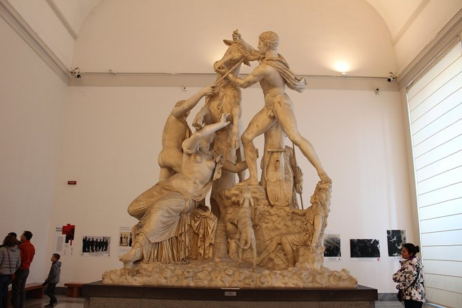 Naples Archaeological Museum Private Tour w Skip-the-line Access & Expert Guide photo 3