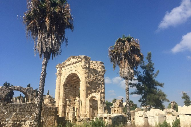 Small-Group Adventure Tour to Sidon Tyre Maghdouche - Day Trip from Beirut