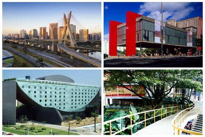 5-hour Architecture São Paulo Tour
