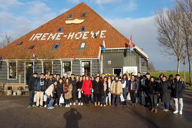 3-Day Amsterdam and Bruges Tour from Oxford photo 3