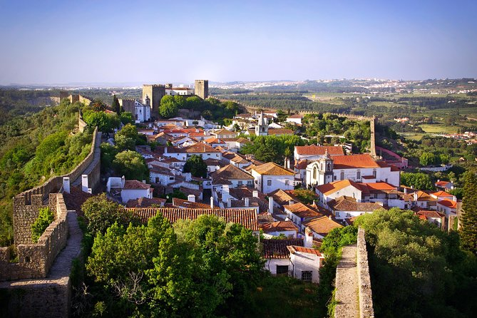 Overview of Óbidos
