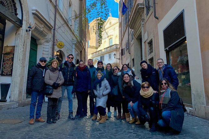 Secrets of Rome Tour
