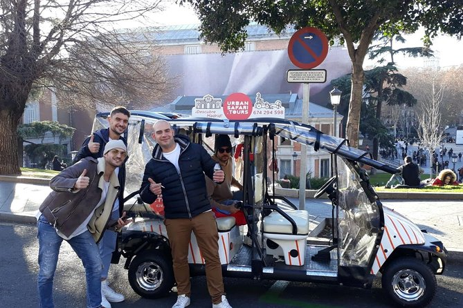 Buggy: Cool Tour (1h30 - up to 5 people)