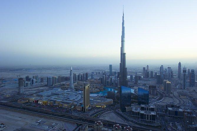 Dubai Burj Khalifa Tickets: Level 124 & 125 (Non-Prime Hours)