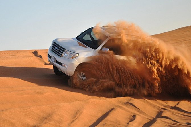 Dubai Dune Bashing On Private Basis for 1 to 10 people