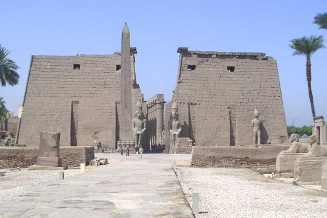Day tour to Luxor from Portghalib