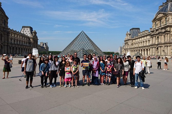 3-Day Paris and Versailles Tour from Oxford photo 6