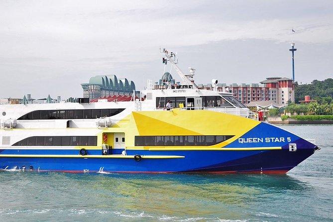 Sindo Ferry Tickets (Tanah Merah Terminal)