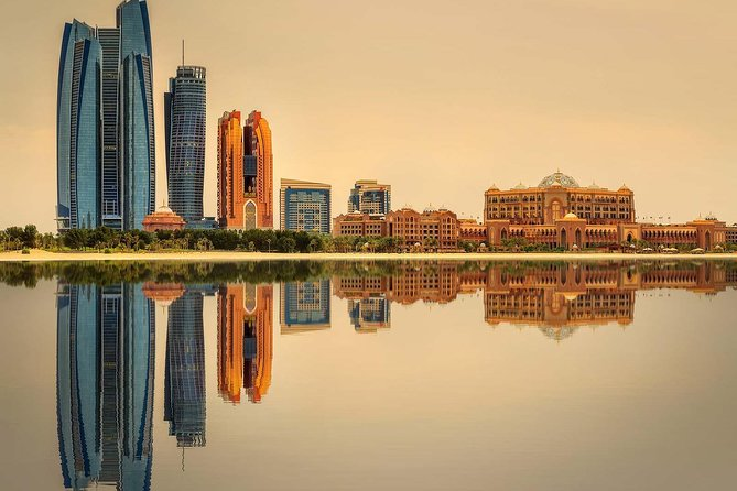 Explore Abu Dhabi In A Day From Dubai photo 2