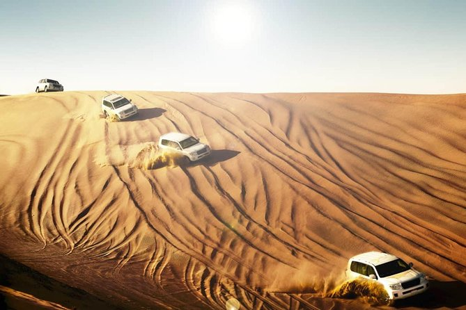 Dubai Evening 4x4 Desert Safari with BBQ, Sandboarding & Camel Ride photo 7