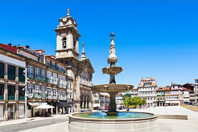 The Birthplace of Portugal Tour: Guimarães from Braga photo 8