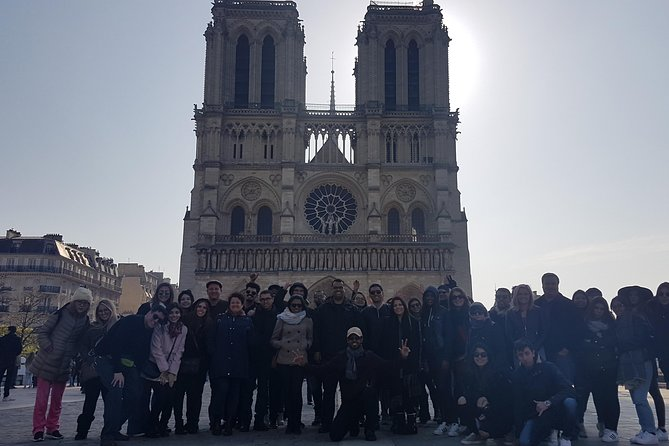 3-Day Paris and Versailles Tour from Oxford photo 9