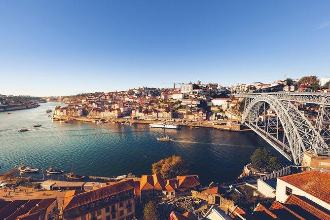 Lo mejor de Porto Tour de día completo con degustación de vinos de Braga