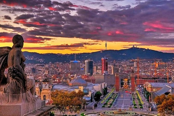 8 hours Barcelona Highlights Private tour