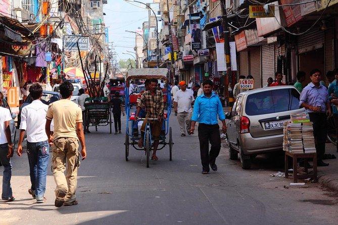 Old Delhi City Walk