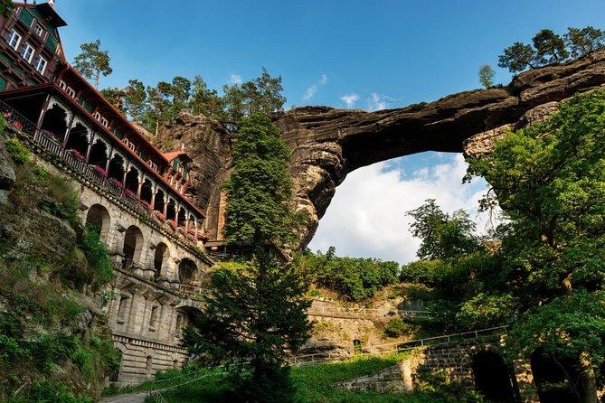 Bohemian Switzerland National park tour