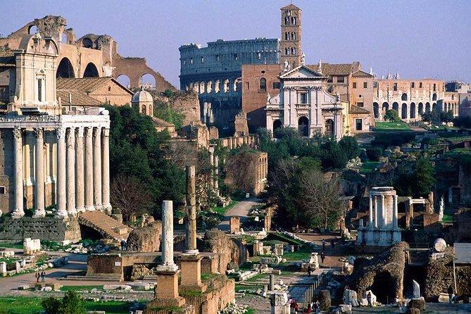 Colosseum Roman Forum and Palatine Hill