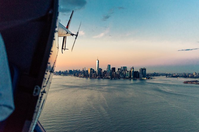 New York City Open-Door Helicopter Flight from Westchester (Shared)