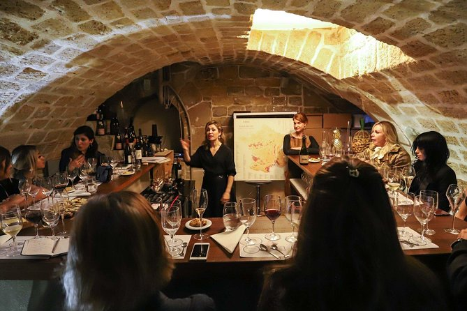 Paris Wine and Cheese Private Experience