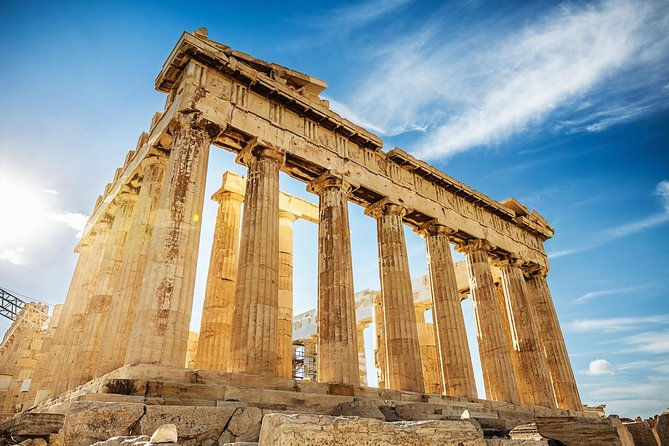 Private Half Day Shore Excursion of Athens Biblical Sites