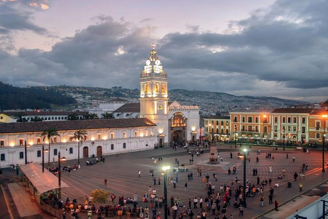 Full Day Tour to Quito Old District and Mitad del Mundo