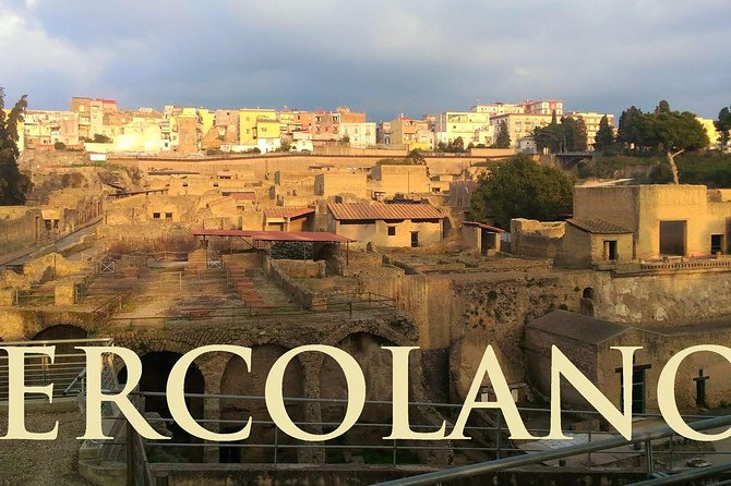Herculaneum Express Tour by Train from Sorrento photo 2