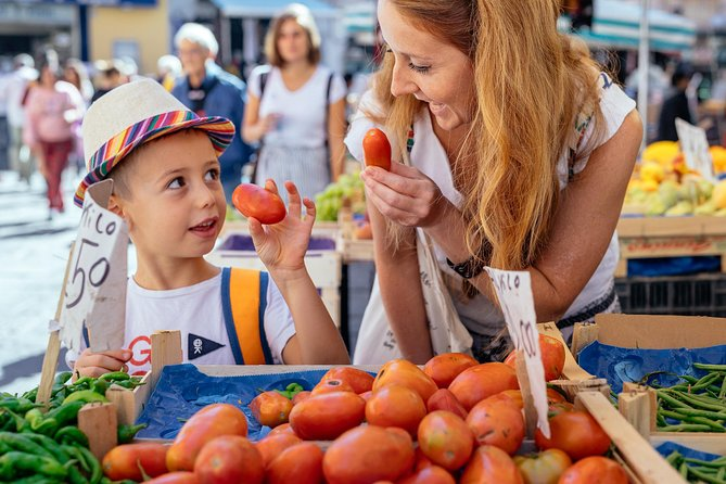Mamma Mia! Best Private Family Food Tour in Naples