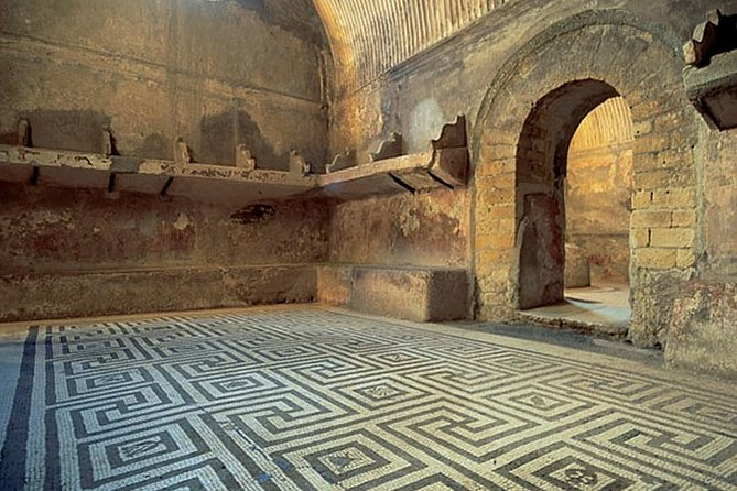 Herculaneum Express Tour by Train from Sorrento photo 6