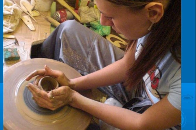 Master class of pottery craft photo 7
