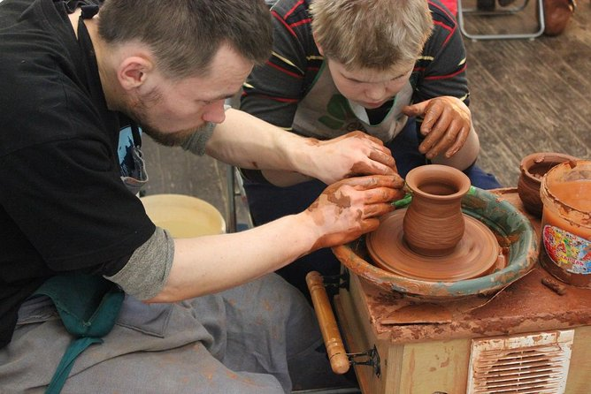 Master class of pottery craft photo 6