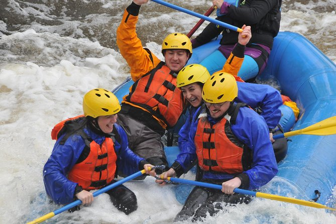 Urban Whitewater Rafting at its Best just a half hour north of Boston
