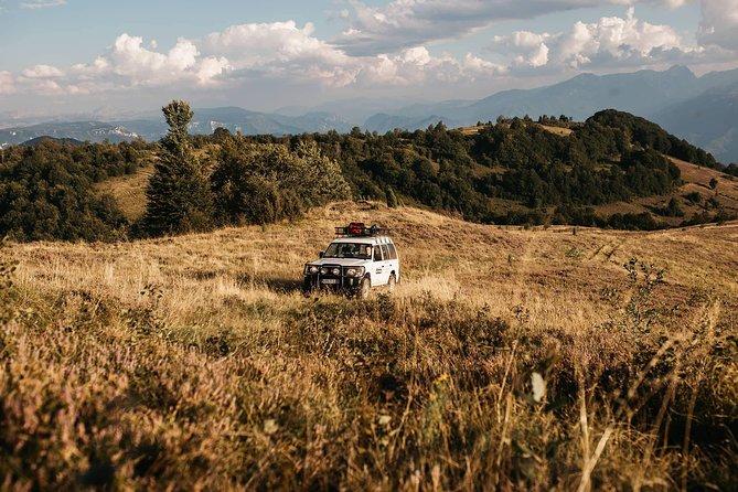 Jeep tour Bitovinja