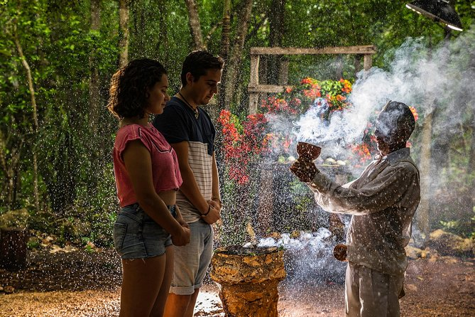 Cenote Maya Native Park Admission Ticket