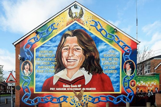 Belfast Political Tour-Conflicting Stories Walking Tour