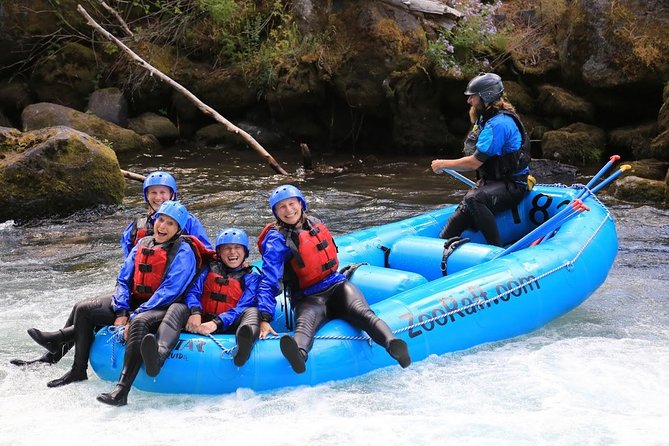 Raft Whitewater & Taste Wine: Columbia Gorge All-Inclusive Tour from Portland