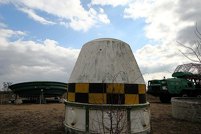 Ex Nuclear Missile Base Tour from Kiev