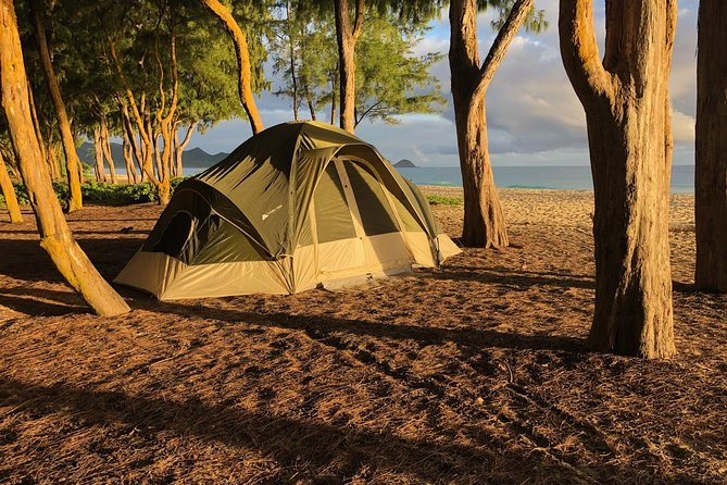 Camping Gear Rental for Oahu, Hawaii, Honolulu