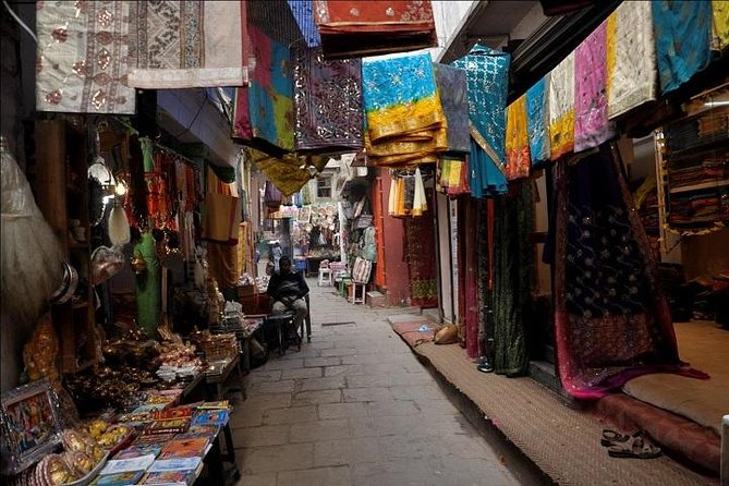 Walk Through The Streets Of Varanasi