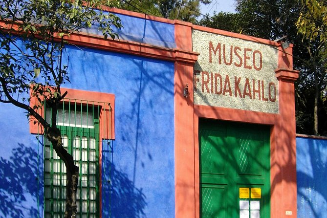 FRIDA KALHO & DIEGO RIVERA MUSEUMS (Private)